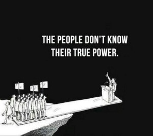 people dont know their true power